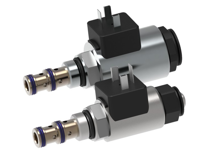SD2E-A3 | 3/2 Directional Valve, Solenoid Operated, Spool