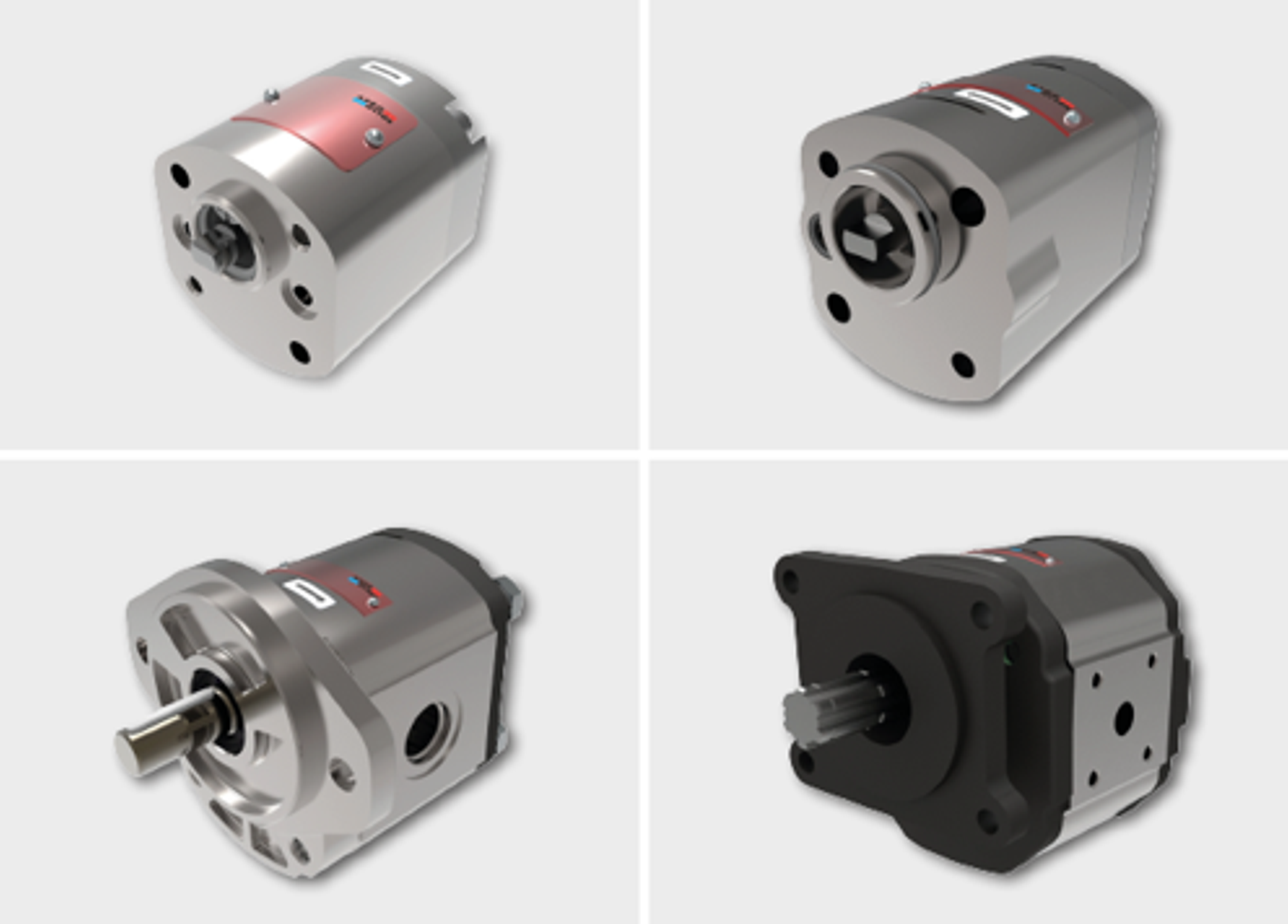 General Technical Information - Hydraulic Gear Pumps