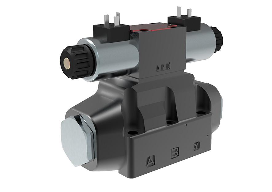 Pilot Control Valve : Rneh  and directional control valve pilot