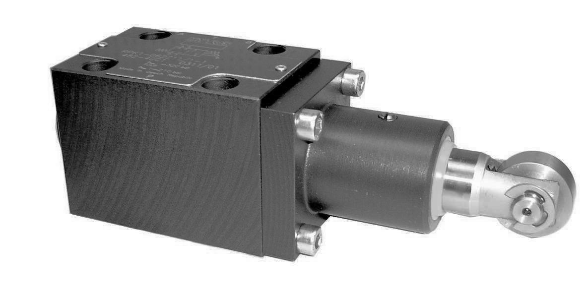 RPK1 06 42 Directional Control Valve Roller Cam
